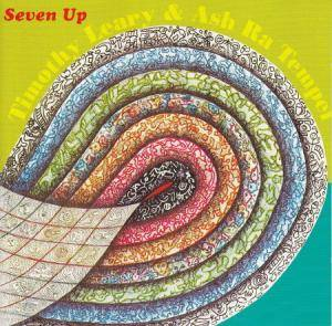 Cover - Ash Ra Tempel & Timothy Leary: Seven Up