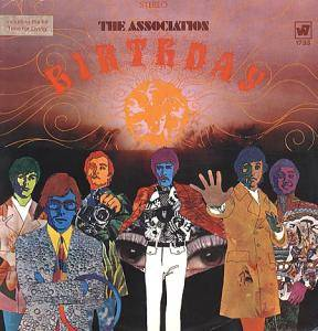 Cover - Association, The: Birthday