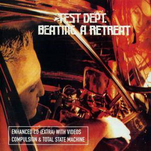 Cover - Test Dept.: Beating A Retreat