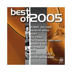 Cover - K-Maro: Best Of 2005