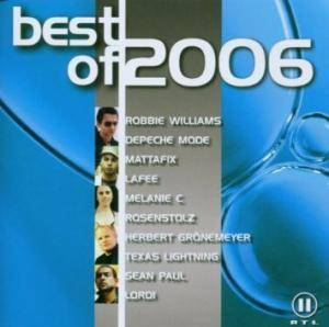 Cover - Soccx: Best Of 2006