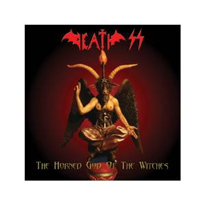 Death SS: Horned God Of The Witches, The - Cover