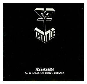 Cover - Trouble: Assassin