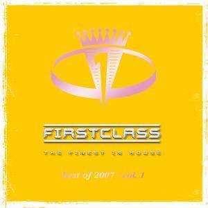 Cover - Delano & Crockett: Firstclass - Best Of 2007 Vol. 1