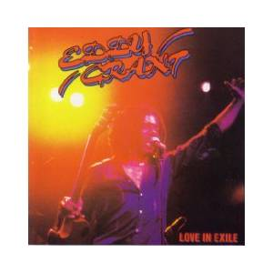 Cover - Eddy Grant: Love In Exile