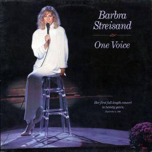 Barbra Streisand: One Voice (LP) - Bild 1