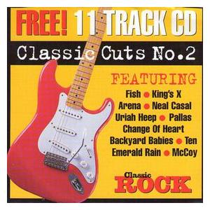 Classic Rock 002 - Classic Cuts Vol. 2 - Cover