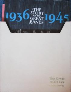 Great Band Era (1936-1945), The - Cover