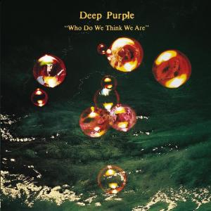 Deep Purple: Who Do We Think We Are - Cover
