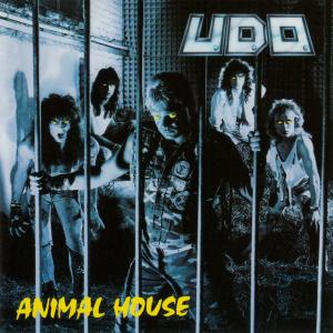 U.D.O.: Animal House - Cover
