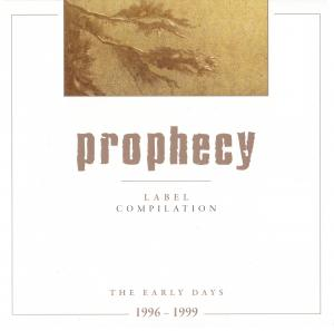 Prophecy Label Compilation 1996 – 1999 (The Early Days) - Cover