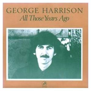 George Harrison: All Those Years Ago - Cover