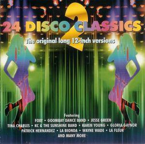 Cover - Azoto: 24 Disco Classics - Volume 2