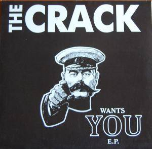 Cover - Crack, The: Wants You