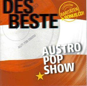 Cover - Orange Peel: Des Beste - Austro Pop Show