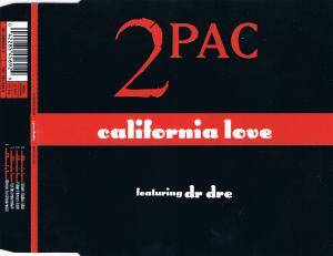 2Pac: California Love (Single-CD) - Bild 2