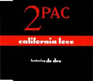 2Pac: California Love (Single-CD) - Bild 1