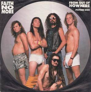 "Faith No More: From Out Of Nowhere (PIC-12"") - Bild 1"