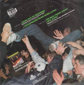 "Faith No More: From Out Of Nowhere (PIC-12"") - Bild 2"