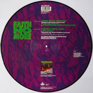"Faith No More: From Out Of Nowhere (PIC-12"") - Bild 4"