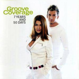 Groove Coverage: 7 Years And 50 Days - Cover