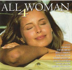 All Woman 4 - Cover