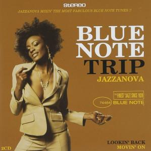 Blue Note Trip: Jazzanova - Lookin' Back / Movin' On - Cover