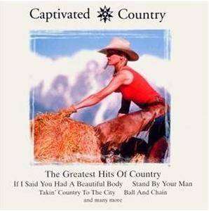 Cover - Tex Williams: Captivating Country