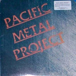 Pacific Metal Project - Cover