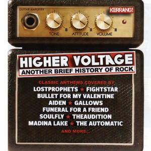 Higher Voltage: Another Brief History of Rock - Cover