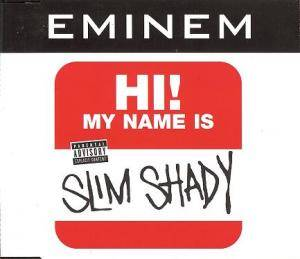 Eminem: My Name Is - Cover