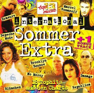 Cover - DJ The Crow: 18 Top Hits Aus Den Charts - Sommer Extra 1997