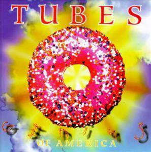 Cover - Tubes, The: Genius Of America