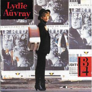 Cover - Lydie Auvray: 3/4