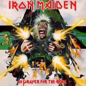 Iron Maiden: No Prayer For The Dying (PIC-LP) - Bild 1
