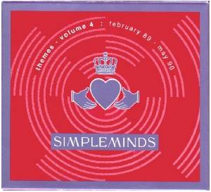 Cover - Simple Minds: Themes - Volume 4