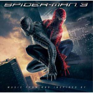 Music From And Inspired By Spider-Man 3 - Cover