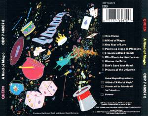 Queen: A Kind Of Magic (CD) - Bild 5