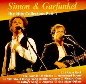 Simon & Garfunkel: Hits Collection Part 1, The - Cover