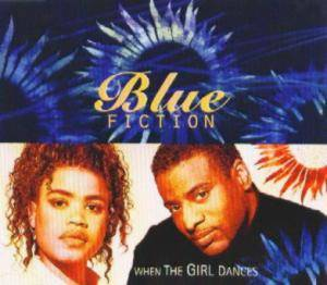 Cover - Blue Fiction: When The Girl Dances