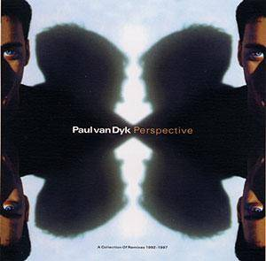 Cover - Jens Lissat: Paul Van Dyk - Perspective - A Collection Of Remixes 1992-1997
