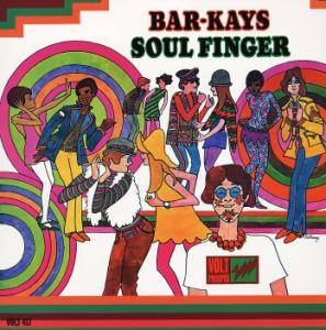 Cover - Bar-Kays, The: Soul Finger