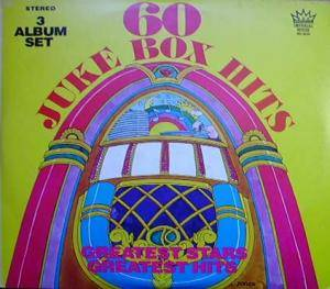 Cover - Carl Dobkins Jr.: 60 Juke Box Hits