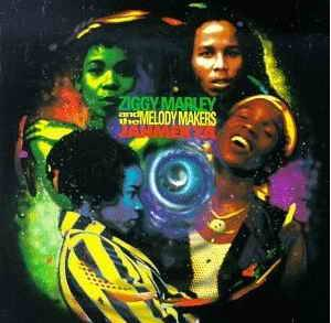 Ziggy Marley & The Melody Makers: Jahmekya - Cover