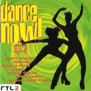 Dance Now! 97-3 - Cover