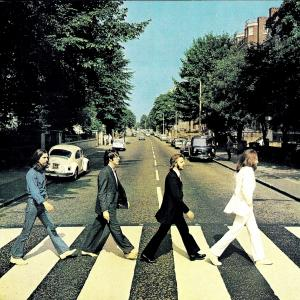 Beatles, The: Abbey Road - Cover
