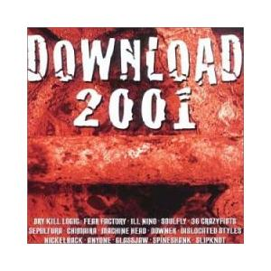 Download 2001 - Cover