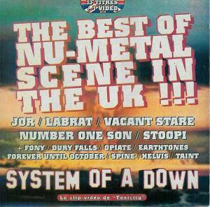 Cover - Fony: Rock Sound (F) - The Best Of Nu-Metal Scene In The UK !!!
