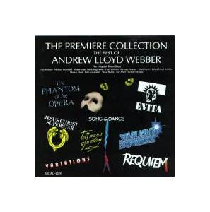 Premiere Collection - The Best Of Andrew Lloyd Webber, The - Cover