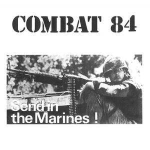 Cover - Combat 84: Send In The Marines !